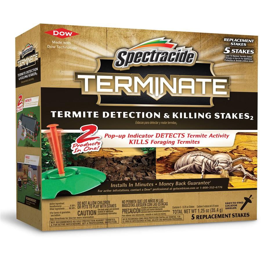 spectracide 5 count termite killer
