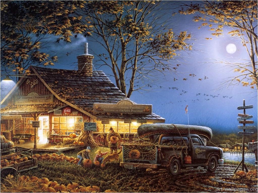 Terry Redlin Art for Sale Terry Redlin Paintings Artworks Art Paintings