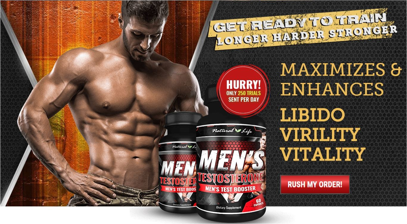 mens testosterone booster