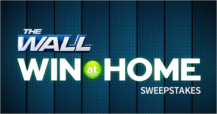 nbc com the wall sweepstakes win at home