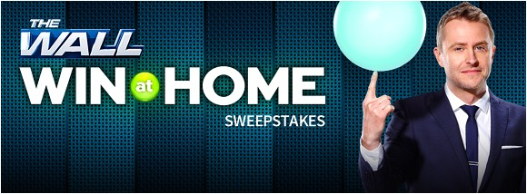 The Wall Win at Home Sweepstakes Nbc the Wall Win at Home Sweepstakes Weekly 5 000 Prize