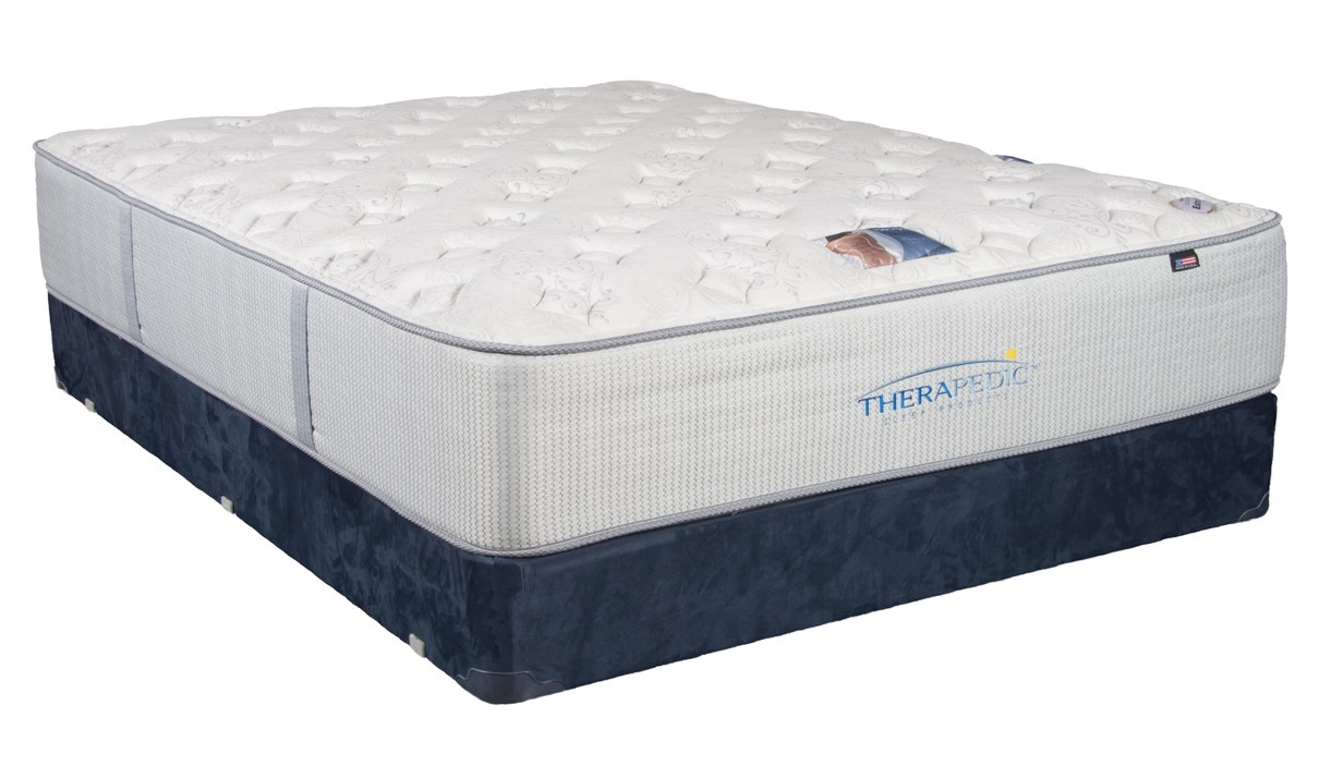 therapedic backsense cloud comfort firm mattress