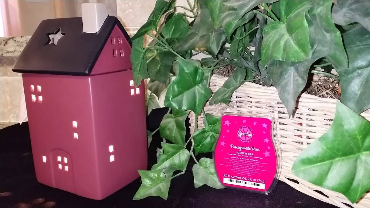 scentsy there s no place like home warmer