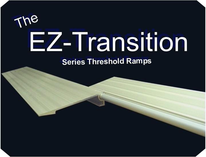 Threshold Ramp for Sliding Glass Door Transition Threshold Doorway Ramps