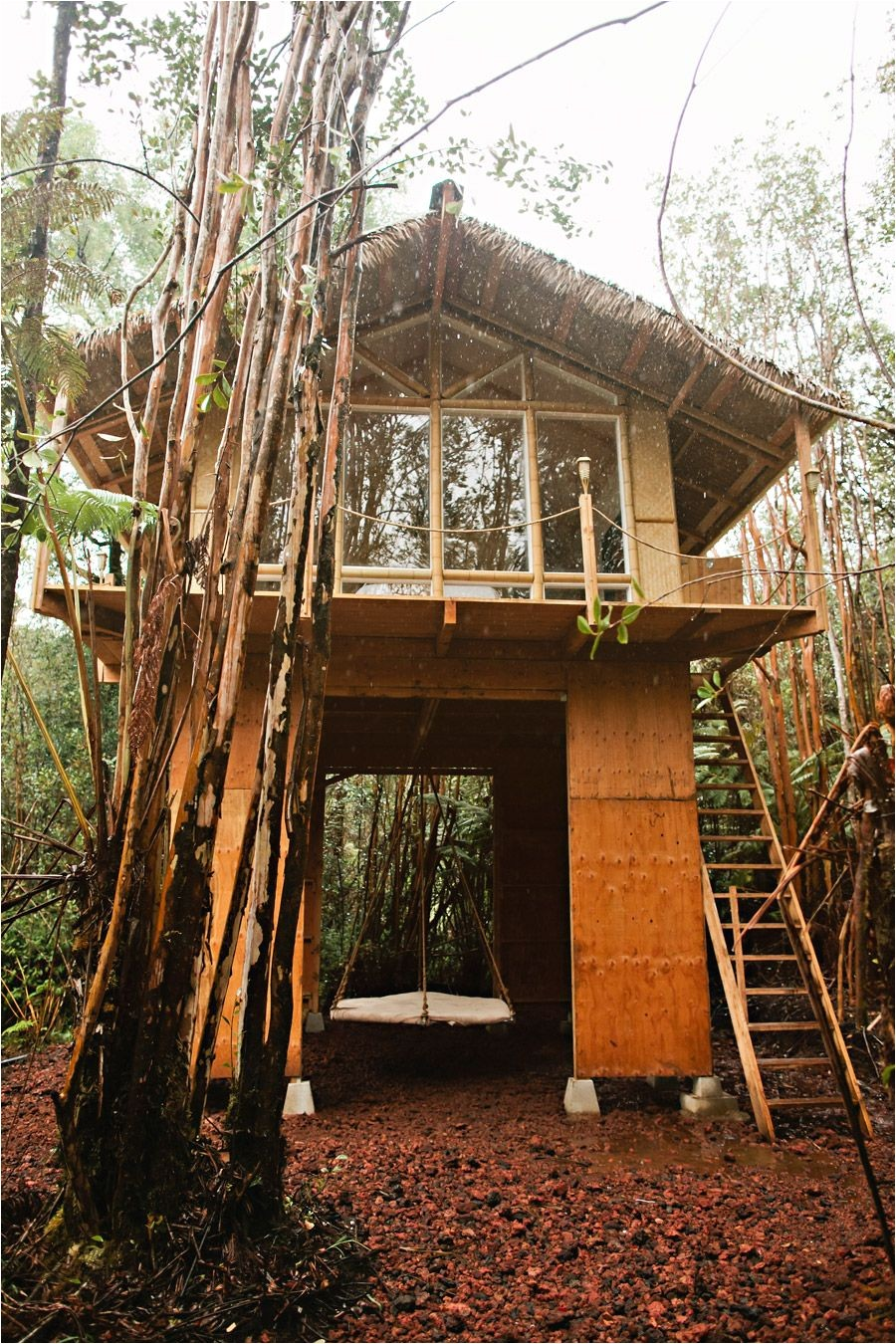 tiny house on the big island kristie s 2nd tiny house build this one in hawaii click on photo for more
