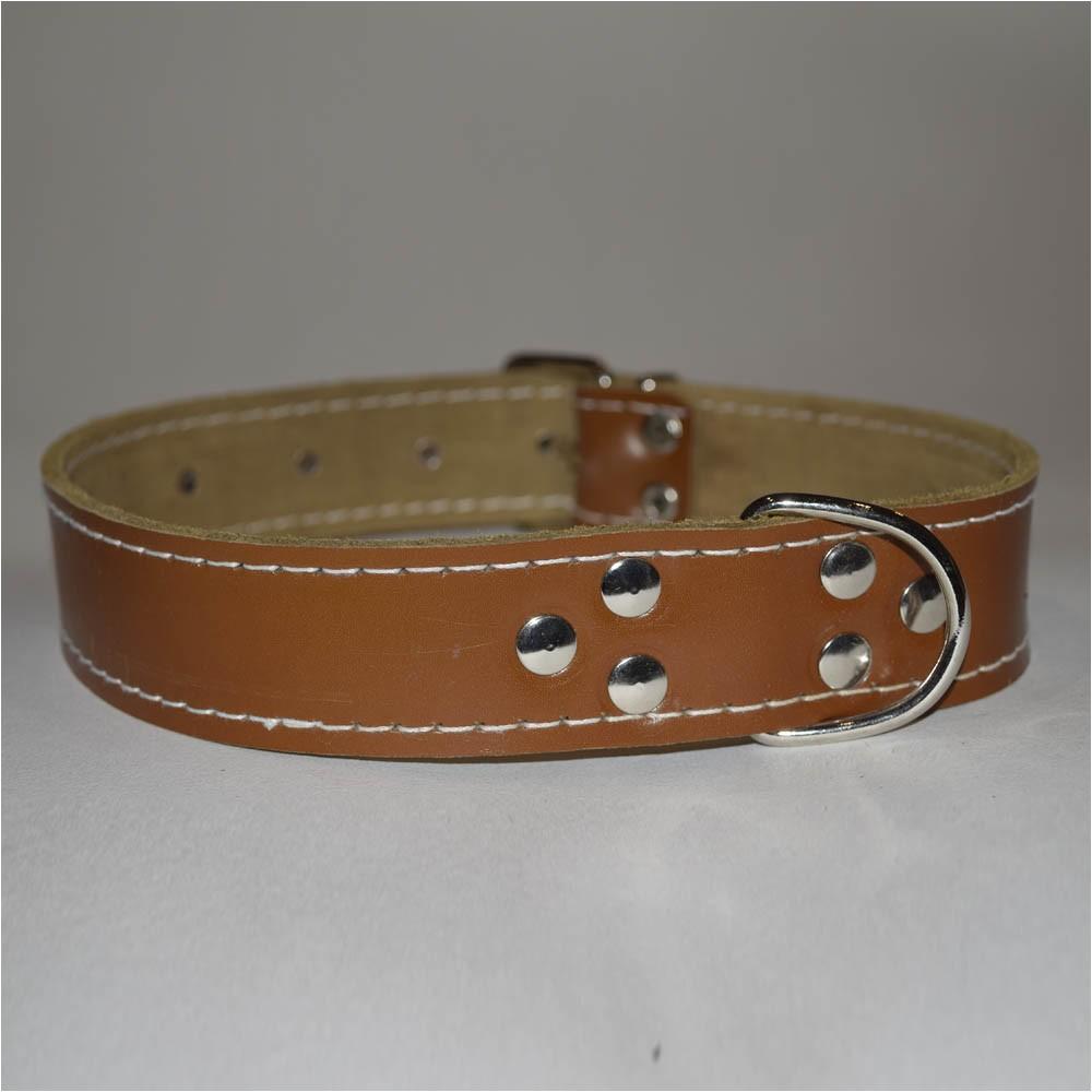 Tooled Leather Dog Collars Uk Brown Handmade Leather Dog Collar Pet Pets