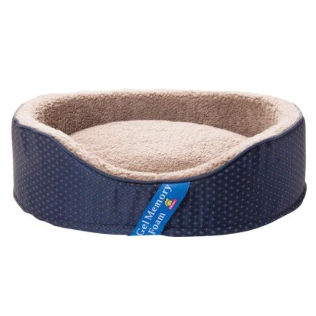 Top Paw Gel Memory Foam Dog Bed top Paw Gel Memory Foam Lounger Pet Bed Reviews Find the