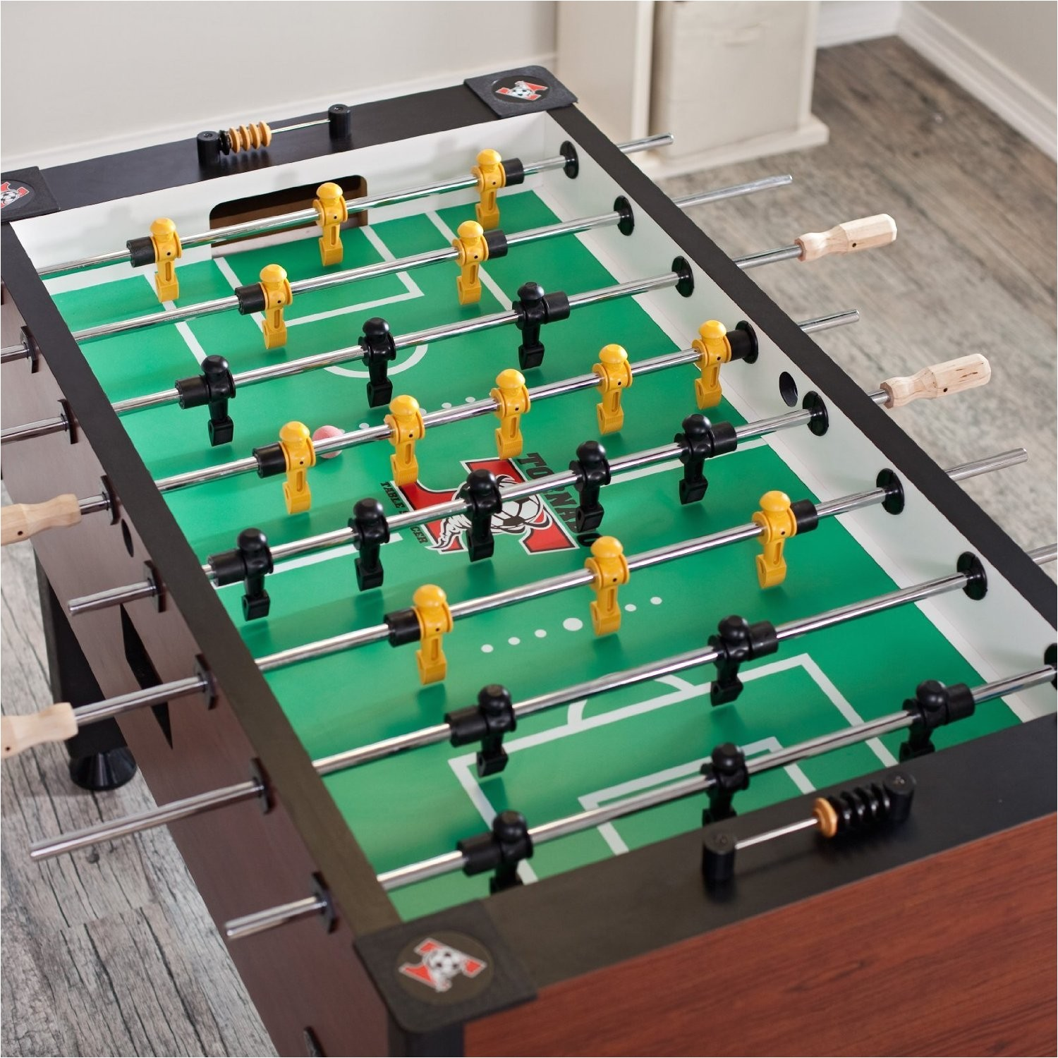 Tornado Elite Foosball Table Specs tornado Elite Foosball Table Complete Review