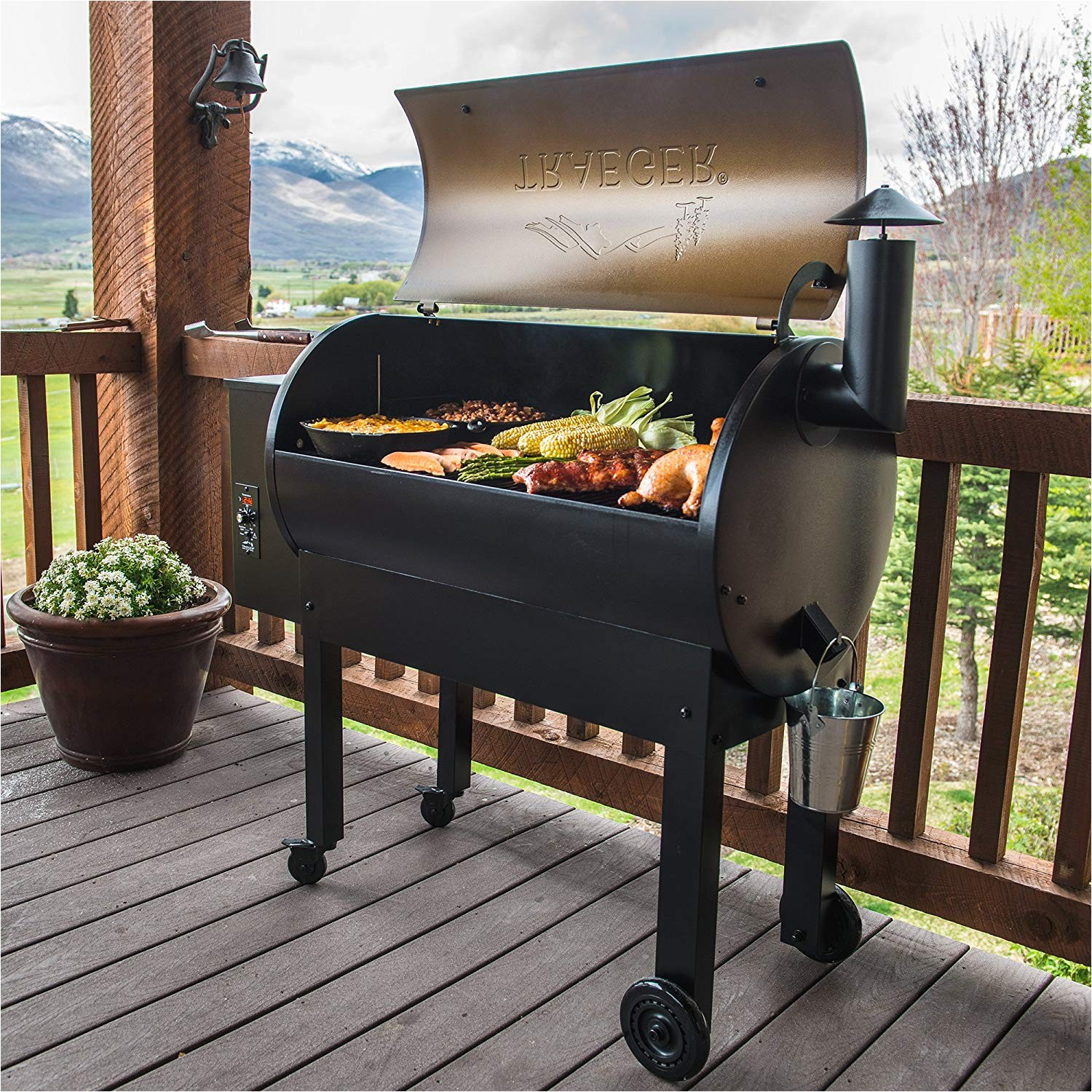 traeger renegade elite grill reviews