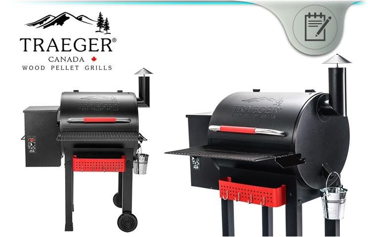 traeger renegade elite grill