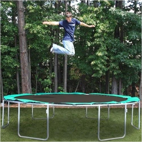 Trampoline 450 Lb Weight Limit Kidwise Magic Circle 13 39 6 Ft Round Trampoline with 450 Lb