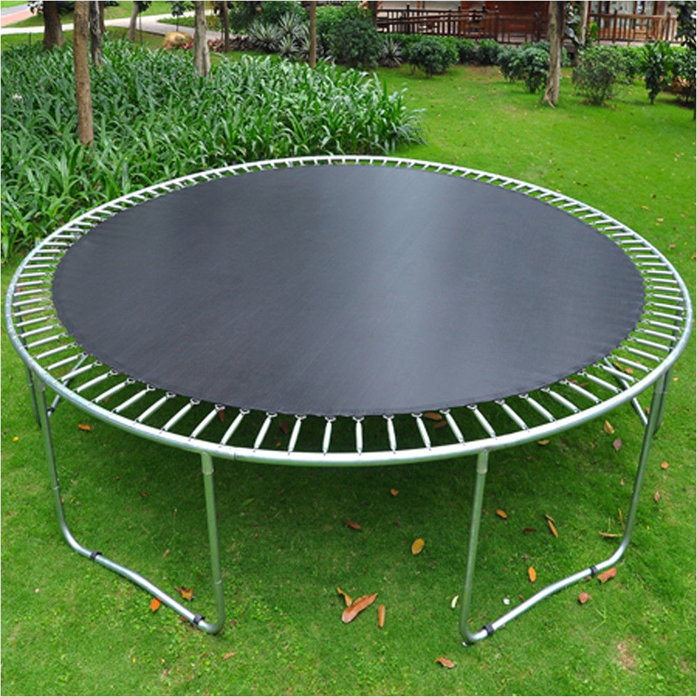Round Trampoline Frame Parts: Trampoline Mat And Springs