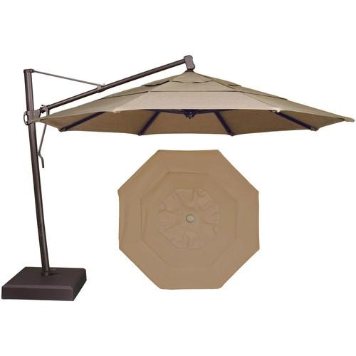 treasure garden akz 13 octagonal cantilever umbrella