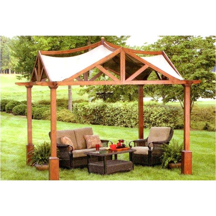 Treasure Garden Patio Umbrella Replacement Canopy Enjoy the Outdoors with Garden Canopy Gazeboss Net