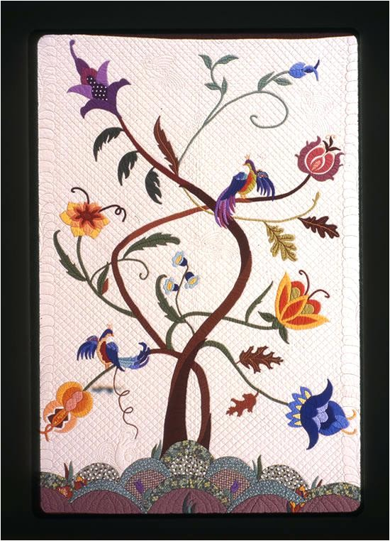Tree Of Life Quilt Pattern Applique Tree Of Life Quilts Co Nnect Me