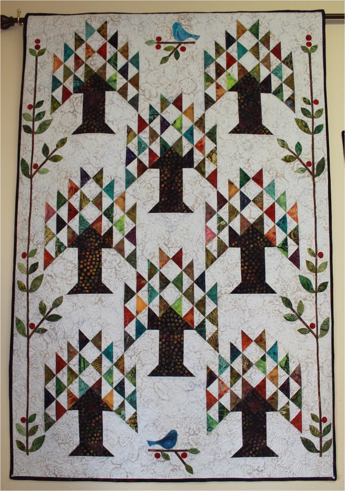 Tree Of Life Quilt Pattern My Blog Tree Of Life Quilt