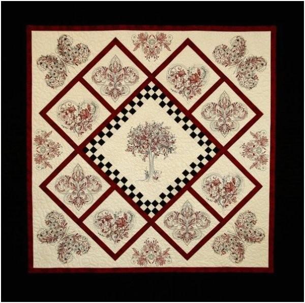 tree of life quilt kit sku 4959