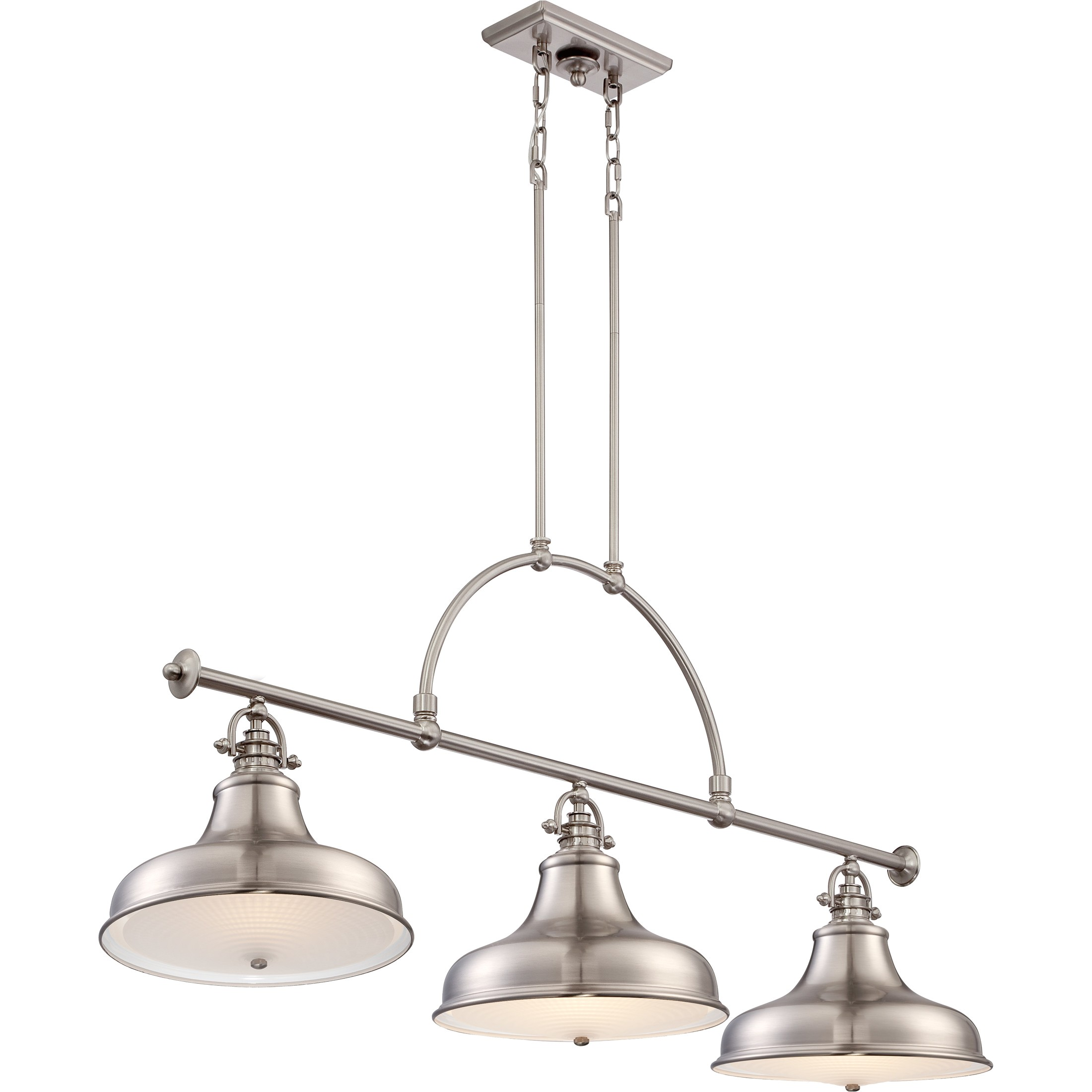 Trent Austin Design Lighting Trent Austin Design Cetona 3 Light Kitchen island Pendant