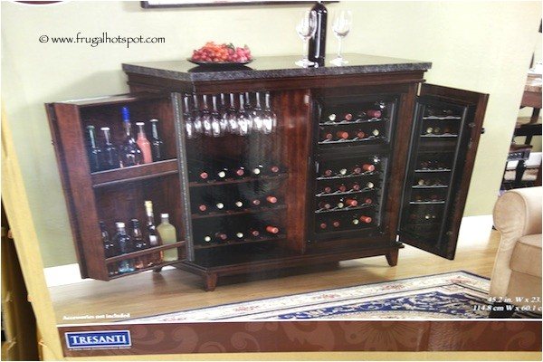 Tresanti Wine Cooler 24 Bottle Dual Zone Costco Adinaporter