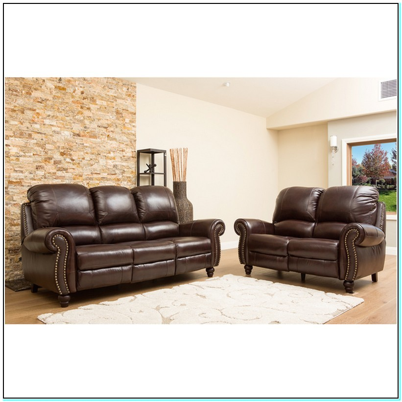 leather sofas loveseats