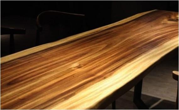 why choose american walnut wood slab