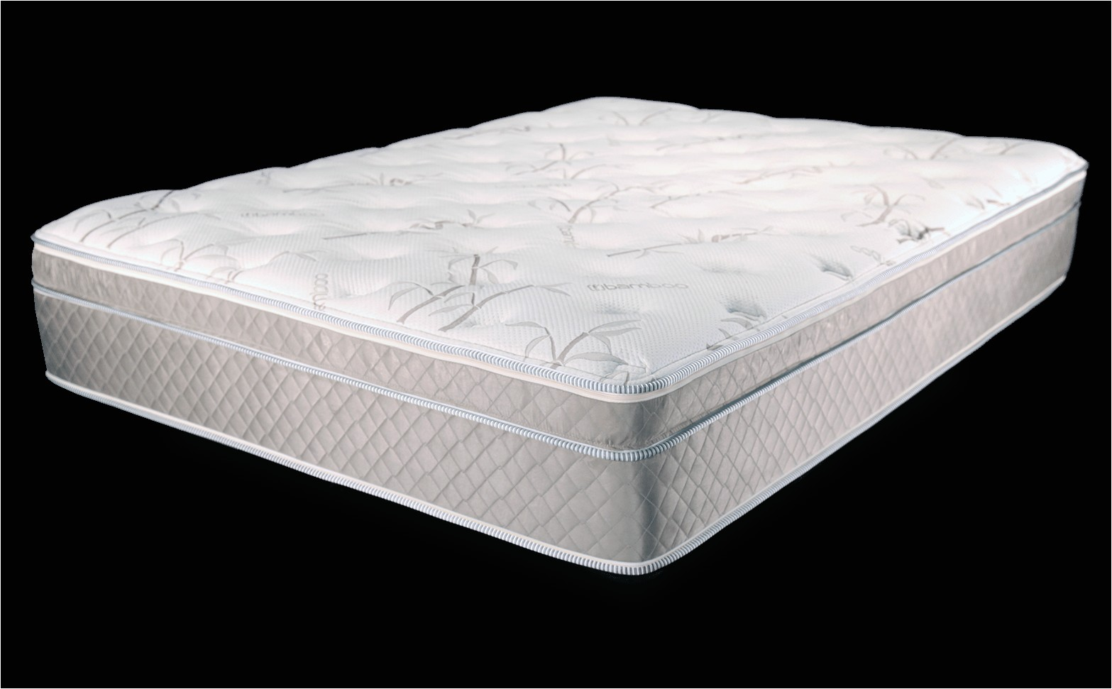 Ultimate Dreams Eurotop Latex Mattress Ultimate Dreams Eurotop Latex Mattress Dreamfoam Bedding