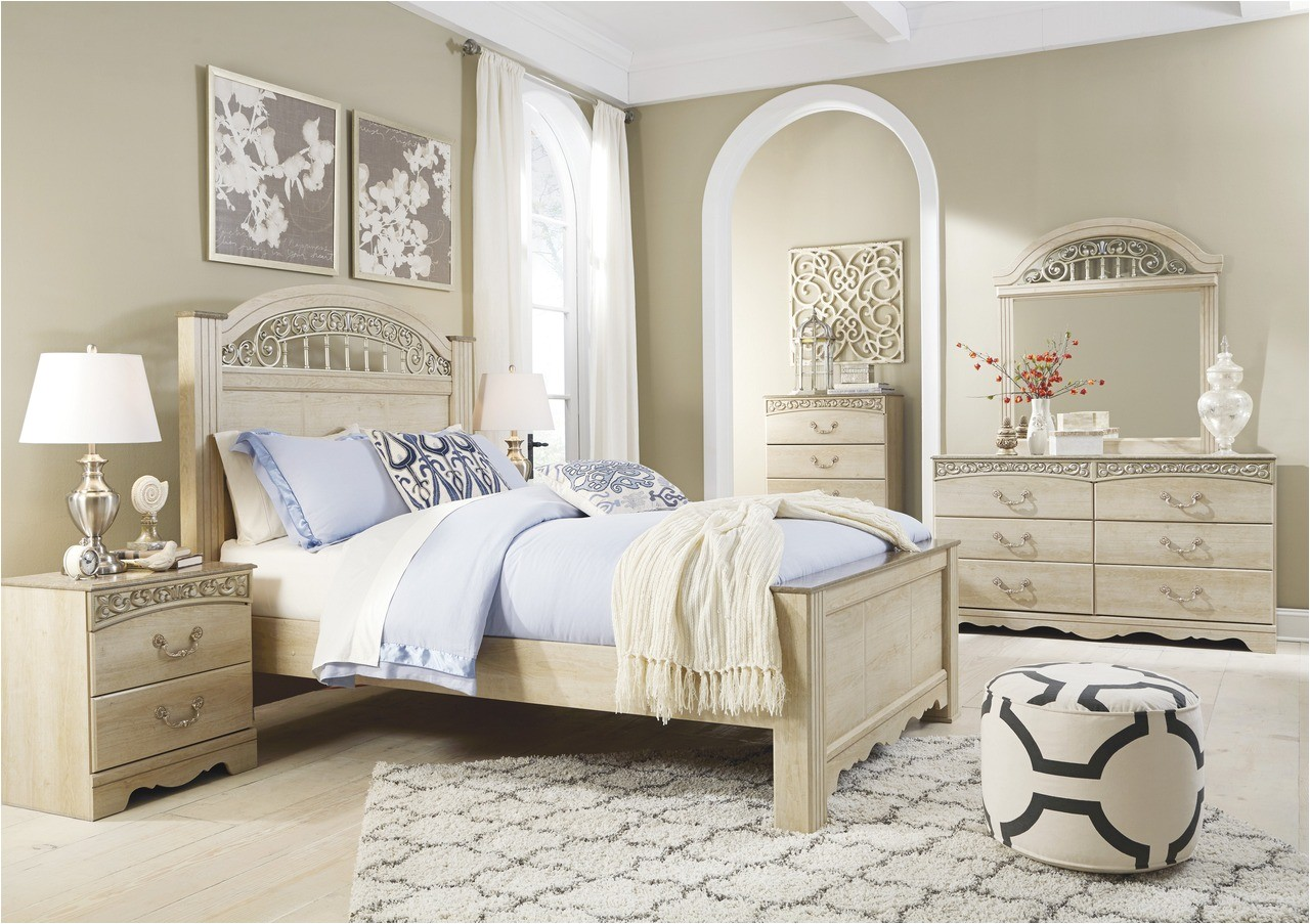 3 piece bedroom set b196 qb 2 detail