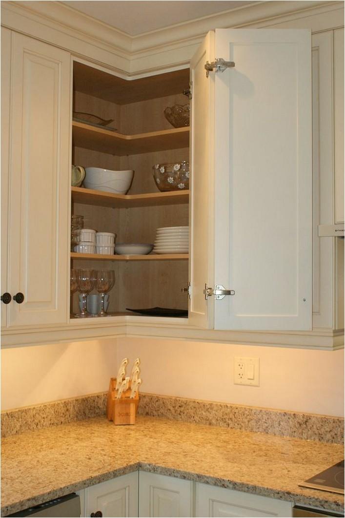 Upper Corner Kitchen Cabinet Great Ideas for Kitchen Cabinet organization