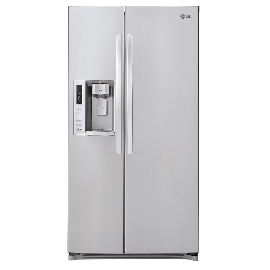 counter depth refrigerator used