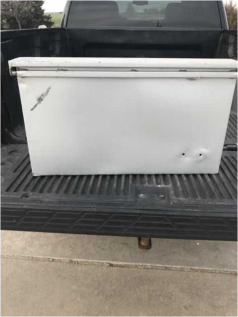 Used Montezuma tool Box for Sale Triangle tool Box Montezuma Box Nex Tech Classifieds