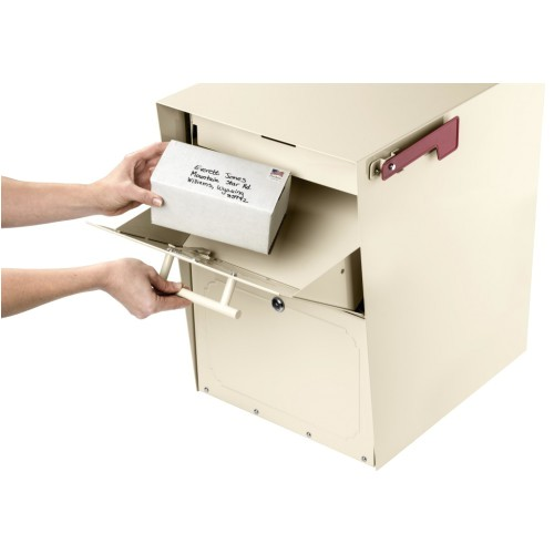 large oasis residential locking mailbox usps approved h5100