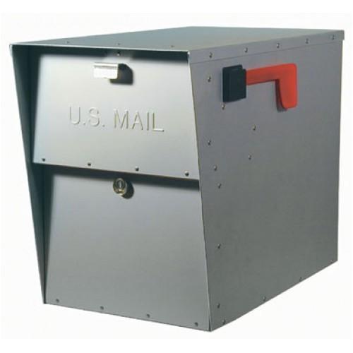 aluminum locking mailboxes hmb2000p