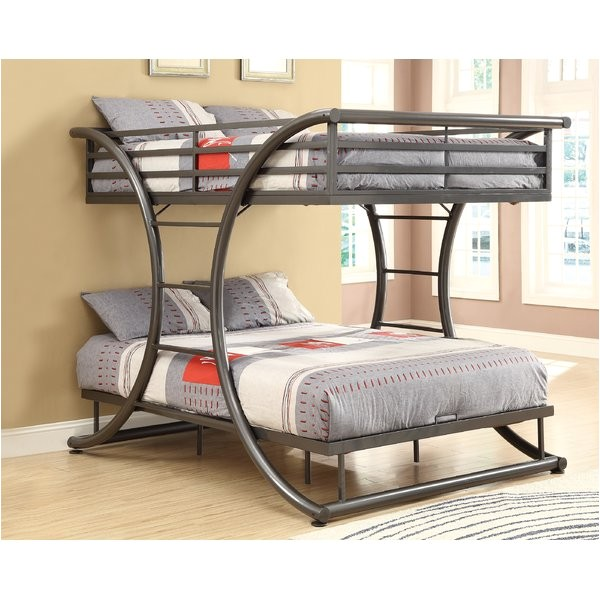 Valerie Full Over Full Bunk Bed Viv Rae Valerie Full Over Full Bunk Bed Reviews Wayfair