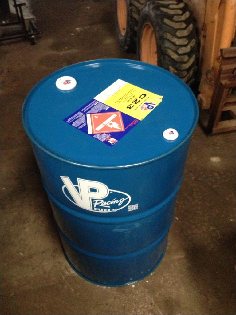 1789378 full 55 gal drum c23 race fuel 120 octane northern il