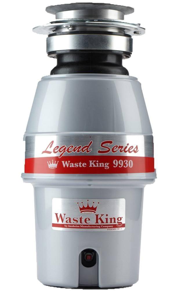 Waste King Vs Insinkerator Waste King Vs Insinkerator Battle Of The Top  Garbage