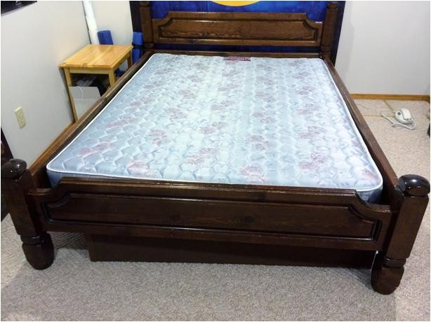 free waterbed frame queen size 23242369