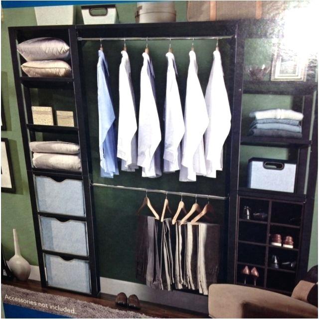 costco closet organizer pricing