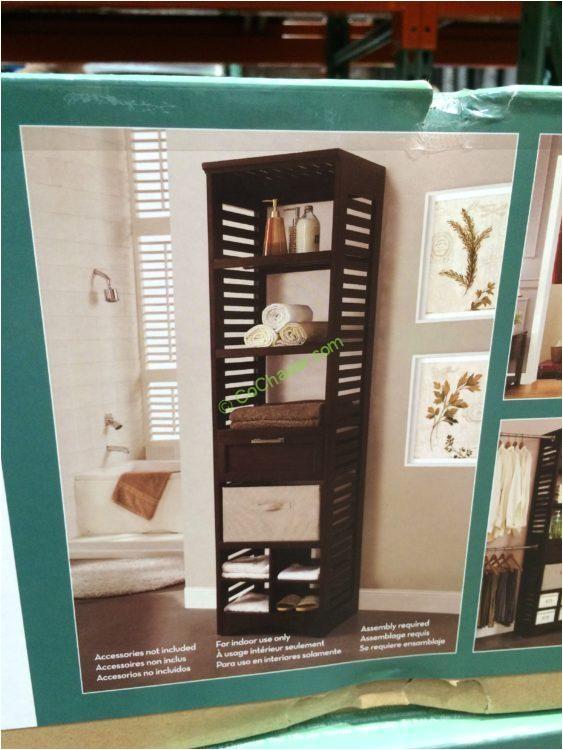 costco 962840 whalen closet organizer wood construction use