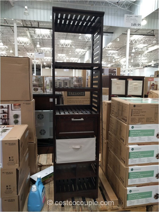 closet organizer costco