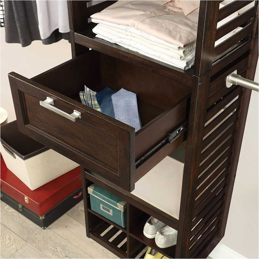 whalen ventilated closet organizer
