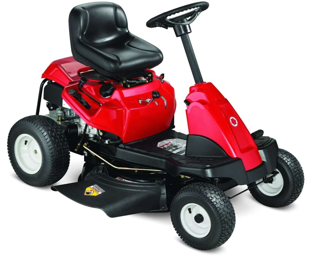 10 best riding lawn mowers reviews of 2016