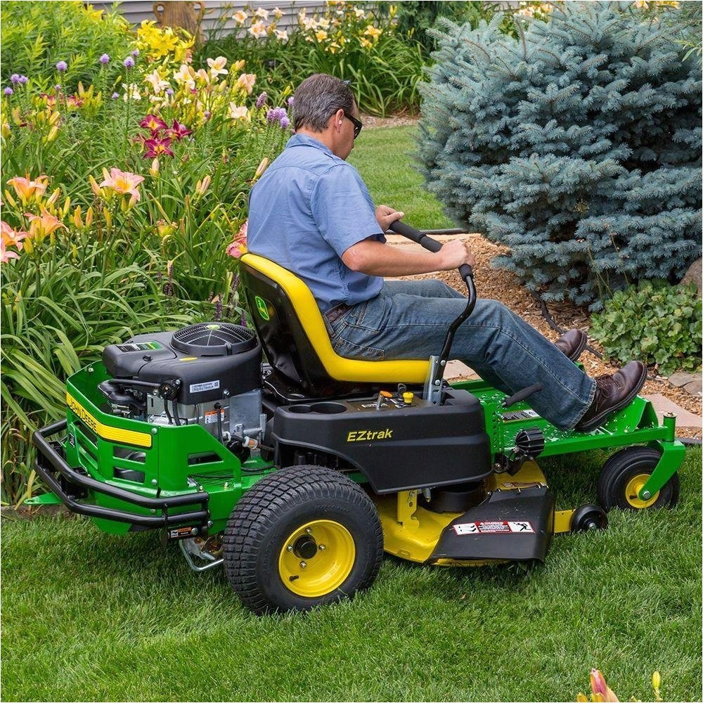 best riding lawn mowers reviews
