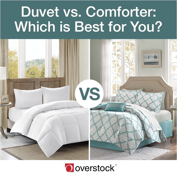 duvet vs comforter which is best for you
