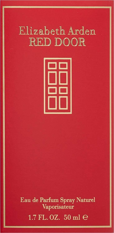 amazon com elizabeth arden red door eau de parfum spray 1 7 oz elizabeth arden luxury beauty