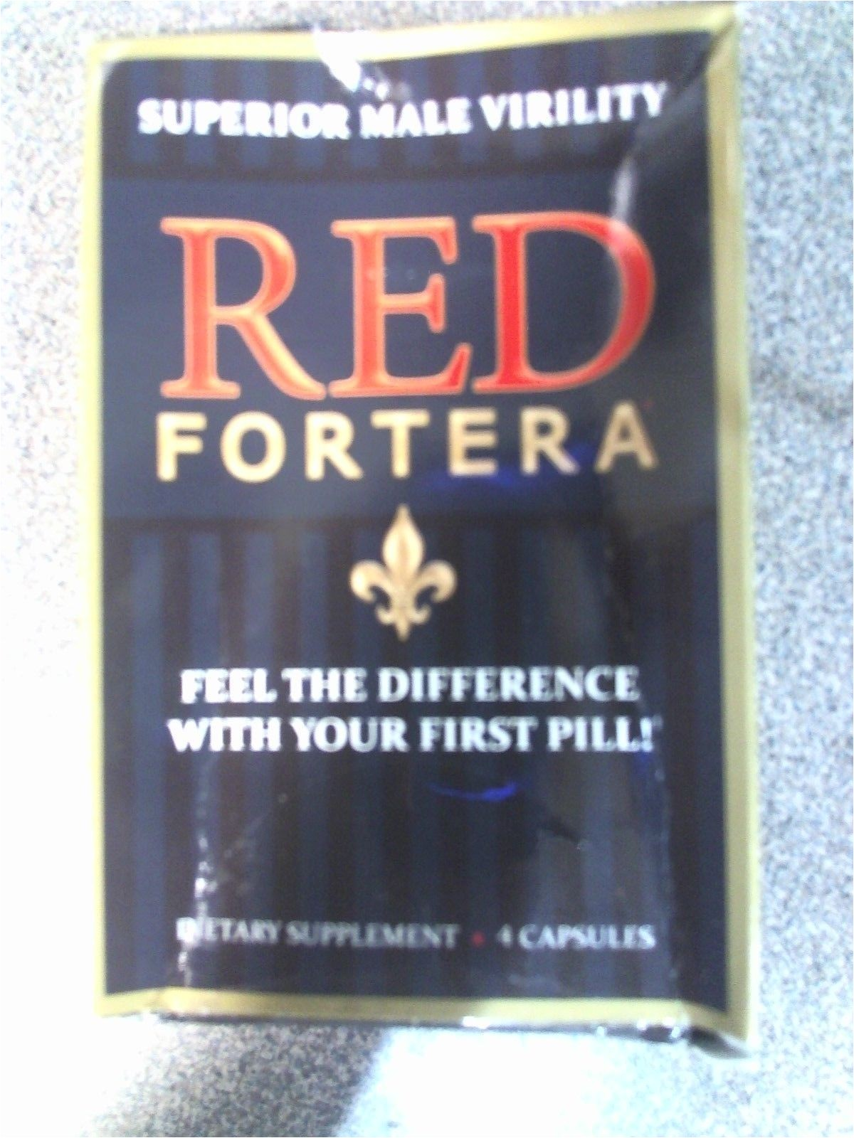 clinically tested red fortera fast acting tribulus energy performance ebay