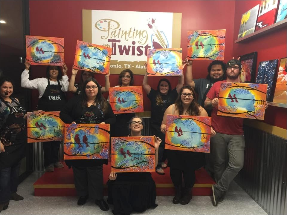 painting with a twist 45