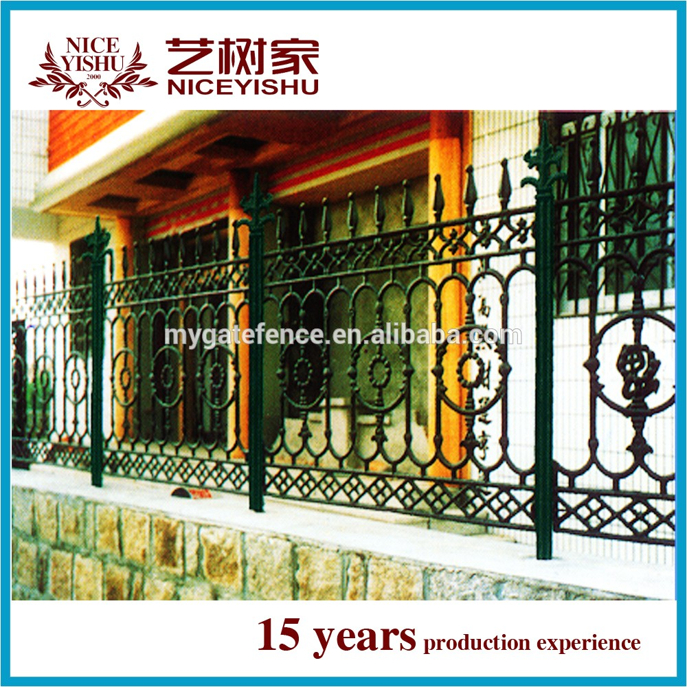 wrought iron ornaments fencing metal fence toppers iron fence with solar light for safe buy wrought iron ornaments fencing metal fence toppers iron fence