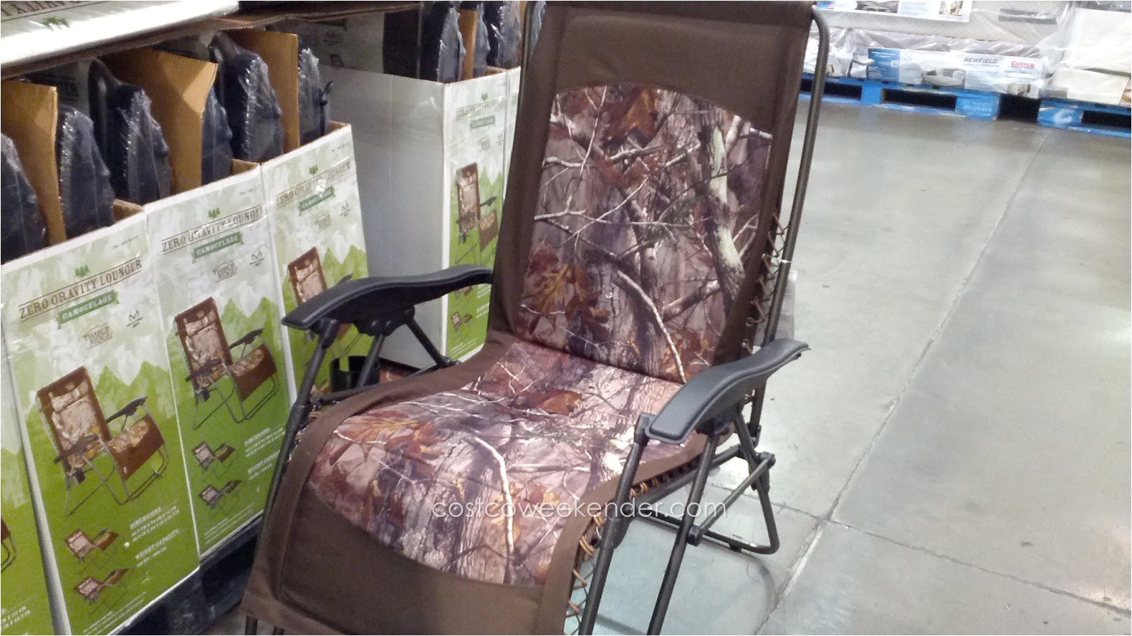 Zero Gravity Lounge Chair Costco Timber Ridge Adinaporter