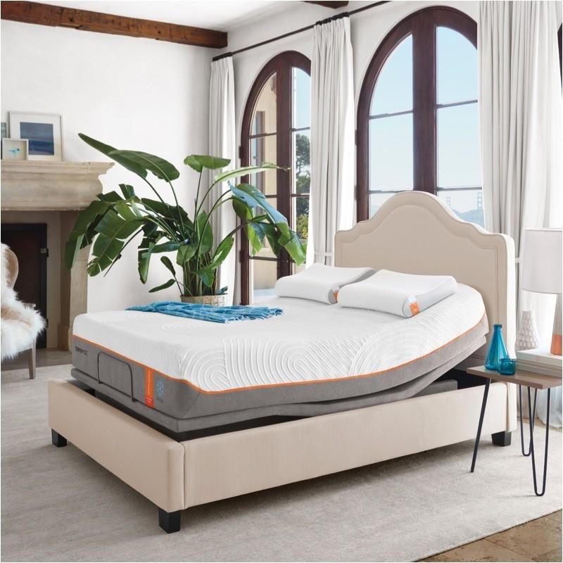 tempurpedic ergo plus adjustable bed foundation