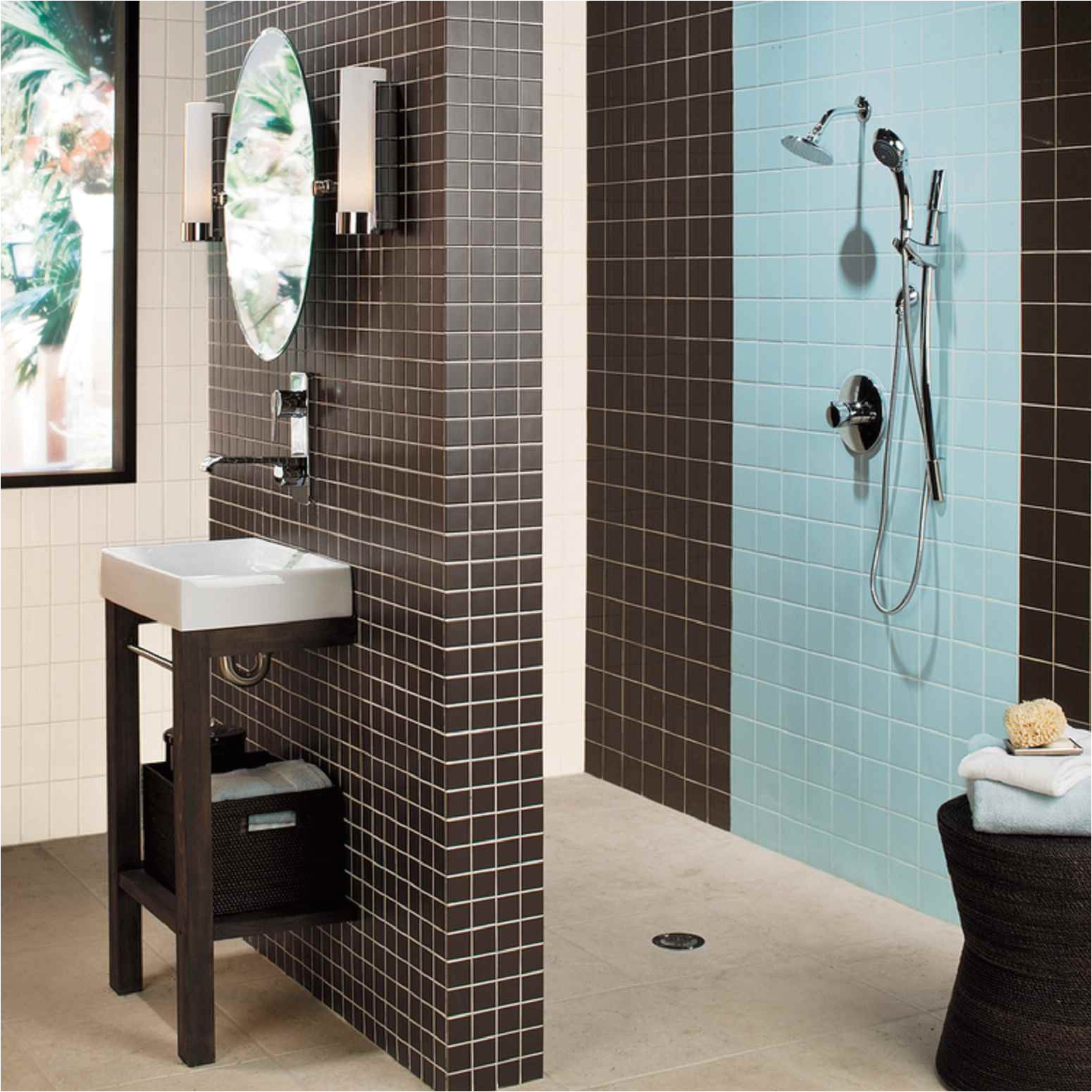 tile gallery american olean matte glacier and french roast shower 1550 x 1550 57e9593a5f9b586c3593d097 jpg